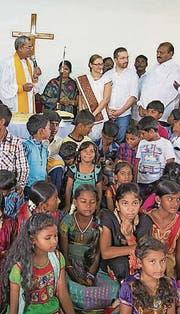 In Indien hoffen viele Menschen auf ein besseres Leben. (Bild: pd)