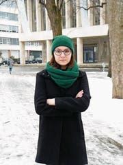 """Die junge SPlerin Anna Viola Bleichenbach: """"Ich bezeichne den 8. März gerne als Frauenkampftag."""" (Bild: PD)"""