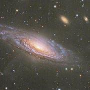 Zwilling der Milchstrasse: die Galaxie NGC 7331.
