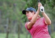 Siegerin Caroline Rominger. (Bild: Hanspeter Herger/Swiss PGA)