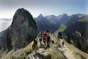 Einheimische und auswärtige Ferienhausbesitzer müssen in Appenzell Innerrhoden gleichviel Tourismusabgaben leisten. (Bild: Ralph Ribi/Archiv)