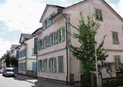 Die Rudolf-Steiner-Schule an der Säntisstrasse ist ab Sommer eigenständig. (Bild: Joel Räbsamen)