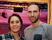 «Megagenial»: Corinne Wacker aus Thundorf und Bastian Forster aus Bern.