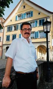 Robert Raths: «Wenn wir auf die jungen Menschen in der Marienburg offen zugehen, ist das ein Gewinn für beide Seiten.» (Bild: Rudolf Hirtl)