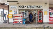 Der Kiosk Ermatingen soll auch in den nächsten Jahren Bahnbillette verkaufen können. (Bild: Thi My Lien Nguyen)
