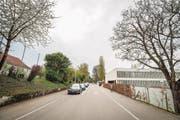 Die Pädagogische Hochschule Thurgau an der Schulstrasse in Kreuzlingen; gegenüber ist ein Erweiterungsbau geplant. (Bild: Reto Martin (Reto Martin))