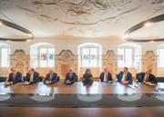 Die Regierung des Kantons St.Gallen begrüsst die Stossrichtung des Bundesrates zur Steuervorlage 17. (Bild: Urs Bucher)