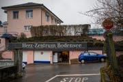 Für rund 50 Millionen Franken will das derzeit in Kreuzlingen domizilierte Herz-Neuro-Zentrum (Bild) direkt beim Thurgauer Kantonsspital seinen neuen Standort einrichten. (Bild: Reto Martin)