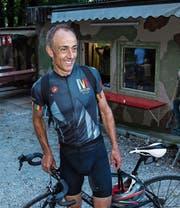 Mit 58 Jahren immer noch fit: Rocco Cattaneo. (Bild: Francesca Agosta/Ki-Press/Keystone)