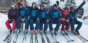 Bestens vorbereitet, ihr Können weiterzugeben: Mitglieder der Schneesportschule Rorschach. (Bild: zVg)