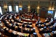 Der Kantonsrat berät die Vorlage in der kommenden Aprilsession in erster Lesung und voraussichtlich in der Junisession 2018 in zweiter Lesung.