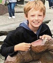 Aaron Hug aus Mels wird seit gestern vermisst. (Bild: Kapo)