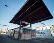 Die Zollstelle in Romanshorn bleibt weiterhin geöffnet. (Bild: Reto Martin)