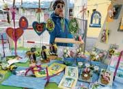 Erster Jahrmarkt des Jahres in der Region (Bild: Hansruedi Rohrer)