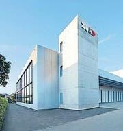 Zünd hat das erste Minergie-P-Industriegebäude der Schweiz. (Bild: pd)