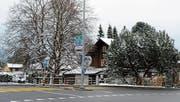 Auf der Liegenschaft an der Churerstrasse 41 (altes Försterhaus) soll im nächsten Jahr eine Überbauung mit einem Mehrfamilienhaus realisiert werden. (Bild: Hansruedi Rohrer)