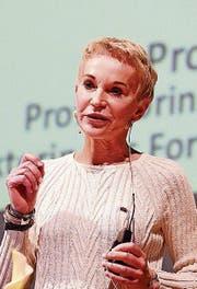 Bildungsforscherin Margrit Stamm. (Bild: PD/ Mario Gaccioli)