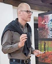Hannes Geisser, Leiter des Naturmuseums Thurgau. (Bild: Peter Gubser)
