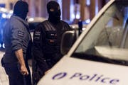 Der Geiselnehmer ergab sich Spezialkräften der belgischen Polizei. (Bild: Keystone/Symbolbild)
