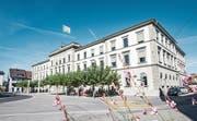 Das Regierungsgebäude des Kantons Thurgau in Frauenfeld. Die Mitarbeiter des Kantons arbeiten aber auch in anderen Gebäuden. (Bild: Thi My Lien Nguyen)