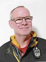 Christian Feuz, Kommandant der Feuerwehr Egnach. (Bild: PD)