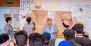 Widnau hat eine Vorreiterrolle übernommen und den Deutschunterricht als erste Gemeinde umgesetzt. (Bild: gb.)
