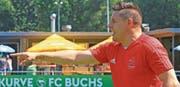 Trainer Memo Eriten will auch diese Saison seine Truppe in die Spitzengruppe dirigieren. (Bild: Robert Kucera)