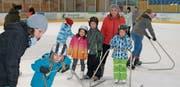 Das Eissportzentrum Oberthurgau ist auch bei Familien beliebt. (Bild: PD/10. Februar 2017)