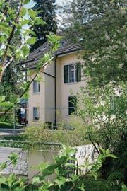 An der Gerlikonerstrasse 4 bietet das städtische Alterszentrum Park betreutes Wohnen an. (Bild: Mathias Frei)