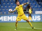Peter Jehle beendet seine Karriere als Goalie beim FC Vaduz (Bild: KEYSTONE/GIAN EHRENZELLER)