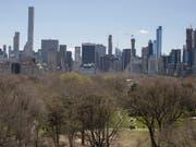 Der Central Park mitten in Manhattan wird ab dem 27. Juni komplett für den Verkehr gesperrt,. (Bild: KEYSTONE/AP/MARY ALTAFFER)