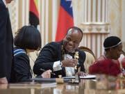 Mit der Umbenennung des Landes will König Mswati III. letzte Verbindungen zur kolonialen Vergangenheit Swasilands kappen. (Bild: KEYSTONE/EPA TAIWAN PRESIDENTIAL OFFICE/TAIWAN PRESIDENTIAL OFFI)
