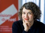 Am Samstag geht die 49. Ausgabe des Visions du réel zu Ende: Direktorin Emilie Bujès, die das Dokumentarfilmfestival zum ersten Mal geleitet hat, ist zufrieden. (Bild: Keystone/JEAN-CHRISTOPHE BOTT)