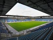 In Magdeburg wird in der nächsten Saison Zweitliga-Fussball gespielt (Bild: KEYSTONE/AP/Eckehard Schulz)