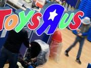 Die Toys-R-Us-Läden in der Schweiz werden von einem irischen Spielwarenhändler übernommen. (Bild: Keystone/DPA/ARNE DEDERT)
