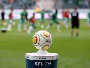 Die Swiss Football League (SFL) erteilt allen Super-League-Klubs die Spielberechtigung für kommende Saison (Bild: KEYSTONE/EDDY RISCH)