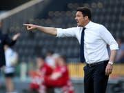 Massimo Oddo ist per sofort nicht mehr Trainer von Udinese (Bild: KEYSTONE/EPA ANSA/LANCIA)