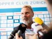 Der neue starke Mann bei GC: Thorsten Fink (Bild: KEYSTONE/ENNIO LEANZA)