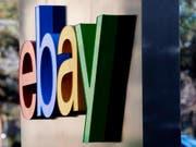 Zu Jahresbeginn liefen die Handelsgeschäfte für Ebay nicht wie erhofft. (Symbolbild) (Bild: KEYSTONE/AP/MARCIO JOSE SANCHEZ)