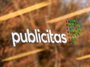 """Tamedia beendet die Zusammenarbeit mit dem Werbevermittler Publicitas per sofort. Grund dafür seien """"zunehmende Zahlungsausstände"""" seitens Publicitas. (Bild: KEYSTONE/LAURENT GILLIERON)"""