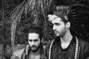 Die Zwillingsbrüder Tom (links) und Bill Kaulitz schreiben ihre Biografie selber. (Bild: Bang Showbiz Entertainment)