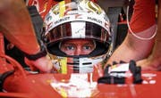 Wieder startklar: Formel-1-Pilot Sebastian Vettel. (Bild: Diego Azubel/Keystone (Singapur, 17. September 2017))
