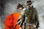 Das Poster von Django Unchained. (Bild: Keystone/ Allpix Press/ Cineliz)