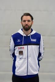 Wird Ende Saison neuer Trainer von Volley Luzern: Liam Sketcher. (Bild: PD)