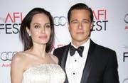 Angelina Jolie und Brad Pitt sollen gemeinsames Sorgerecht für ihre Kinder kriegen. (Bild: Bang)