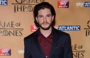 Kit Harington ist der Darsteller Jon Snow in der Erfolgsserie «Game of Thrones». (Bild: Bang Showbiz Entertainment)