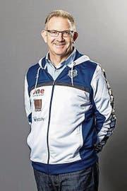 Josef Wicki aus Ebikon, Präsident von Volley Luzern. (Bild: PD)