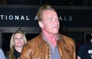 Arnold Schwarzenegger. (Bild: Bang Showbiz)