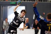 Der junge Jan Gwerder vermochte trotz Niederlage zu Gefallen. (Archivbild Philipp Schmidli)