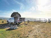 Wunderschöne, saubere Campingplätze laden zum Verweilen ein – wie in Langebaan. (Bild: Natalie Ehrenzweig)